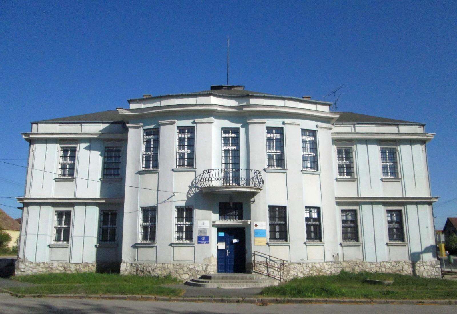 TIT Komárom-Esztergom megyei Egyesület székháza